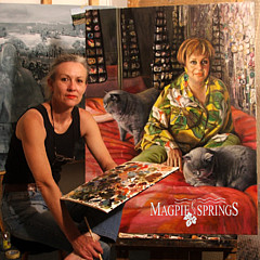 Avril Thomas - Artist