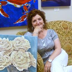 Maria Boudreaux - Artist