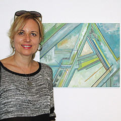 Marie Christine Belkadi - Artist