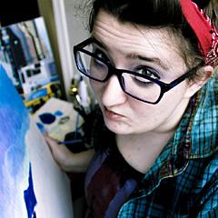 Marina McLain - Artist