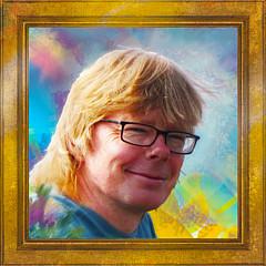 Martin Davey - Artist