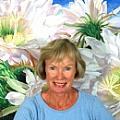 Mary Backer - Artist