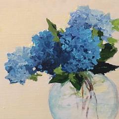 Mary Scott - Artist