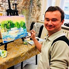 Maxim Solomatin - Artist