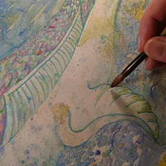 Melinda Dare Benfield - Artist