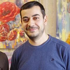 Meruzhan Khachatryan - Artist