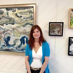 Molly Olsen Leckie - Artist