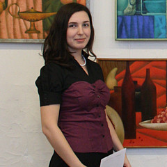 Nadia Egorova - Artist