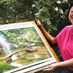 Nancy Yang - Artist