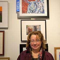 Natalie Rotman Cote - Artist