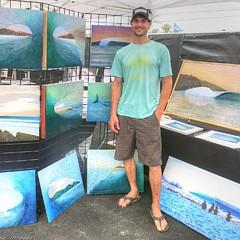 Nathan Ledyard - Artist