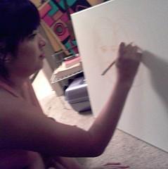 Nicole Bojorquez - Artist