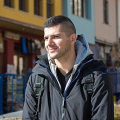 Nikos Stavrakas - Artist