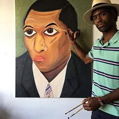 Oriel Ceballos - Artist