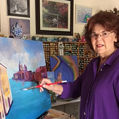 Pat Heydlauff - Artist