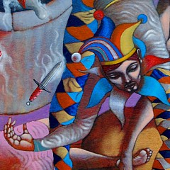 Paul Hilario - Artist