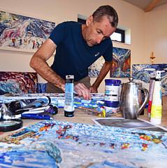 Pete Caswell - Artist