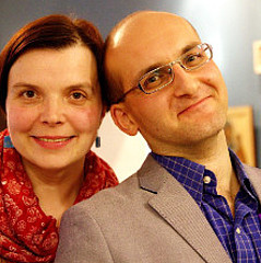 Phil Davydov and Olga Shalamova - Artist