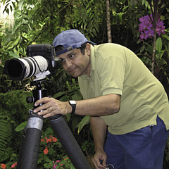 Ram Vasudev - Artist