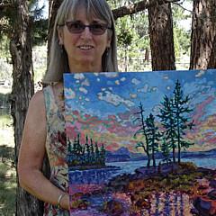 Rebecca Baldwin - Artist
