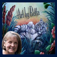 Retta Stephenson - Artist