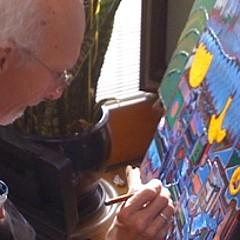 Richard Van Vliet - Artist