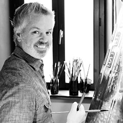 Robert Buntin - Artist