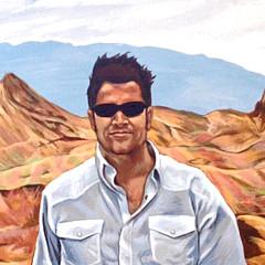 Rodger Ferris - Artist