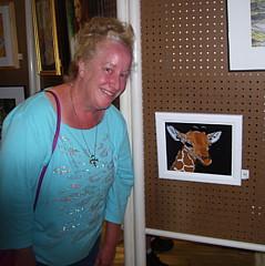 Ronni Dewey - Artist