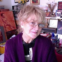 Roz McQuillan - Artist