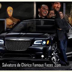 Salvatore Chirico - Artist