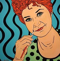Sandi Whetzel - Artist