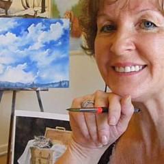 Sandy Brindle - Artist