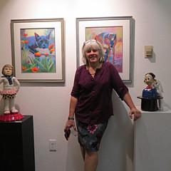 Sandy Lindblad - Artist