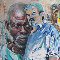 Sefedin Stafa - Artist