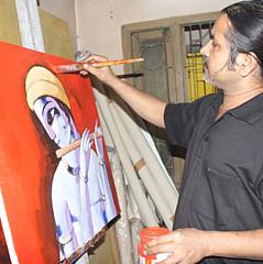 Sekhar Roy - Artist