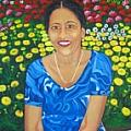 Shanta Rathie - Artist