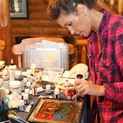 Sheila Wenzel - Artist