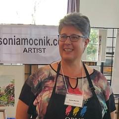 Sonia Mocnik - Artist