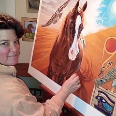 Kim McElroy - Artist