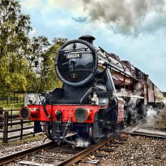 Steam Train - Artist
