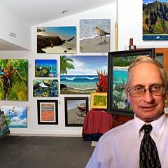 Stephen Jorgensen - Artist