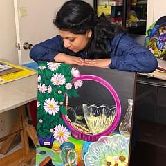 Sudakshina Bhattacharya - Artist
