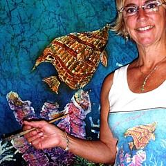 Sue Duda - Artist