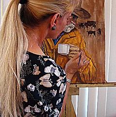 Susan Bergstrom - Artist