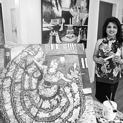Sushobha Jenner - Artist