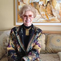 Suzanne J Blinder