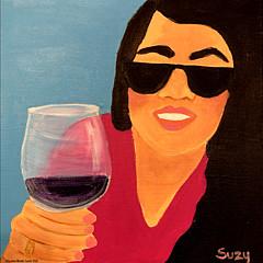 Suzy Mandel-Canter - Artist