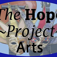 The Hope Project Moria Refugees - Artist