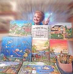 Theresa Prokop - Artist